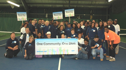 Community - Blue Cares Day