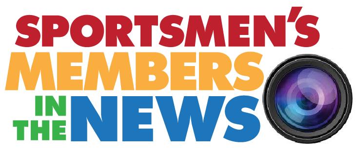 Sportsmens Members in the News