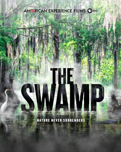 The Swamp: The Film Posse's latest production. @ Local PBS Station