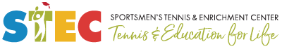 The Sportsmen's Tennis & Enrichment Center Logo